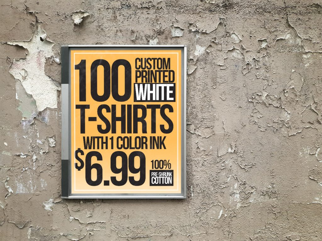 T- Shirt Special